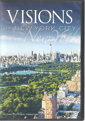 Visions Of New York City (Dvd 2017) (O1)