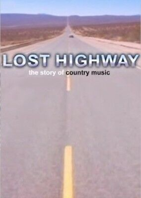 Lost Highway: The Story Of Country Music - 2003 Rare Bbc Documentary Dvd