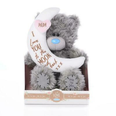 Me to You Mothers Day Bears LOVE YOU TO THE MOON NEW BOXED