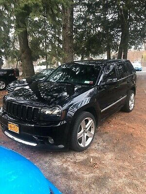 2007 Jeep Grand Cherokee  2007 Jeep Grand Cherokee SRT-8