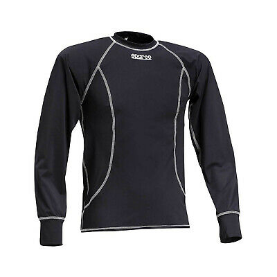 Sparco Basic Longsleeve black s. XL