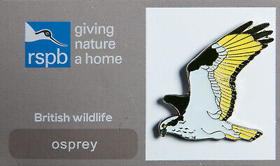 RSPB Pin Badge | osprey GNAH (00387)