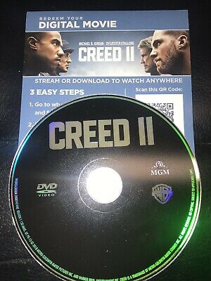 Creed 2 (DVD & Digital Movie Only!)