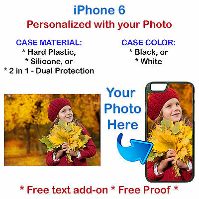 Personalized Custom Phone Case Cover Photo Graphic For iPhone 6S 6