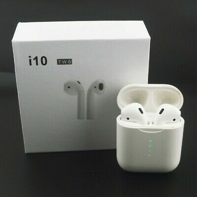 Wireless Bluetooth Earbuds Headphones Apple Airpods Compatible iPhone Android