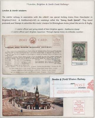 GB: London & North Western Railway - Ex-Old Time Collection - Page (21756)