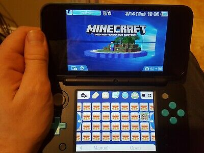 Modded 'New' 2DS XL - LUMA 3DS + GodMode9 + 200GB + 32GB ACE + 185 3DS 245 NDS