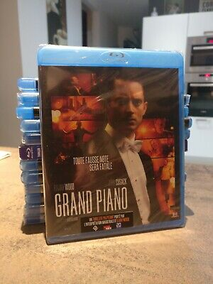 Grand Piano Blu-ray Neuf sous cellophane