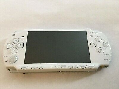 Rare White Star Wars Battlefront Edition PSP Slim Games Console