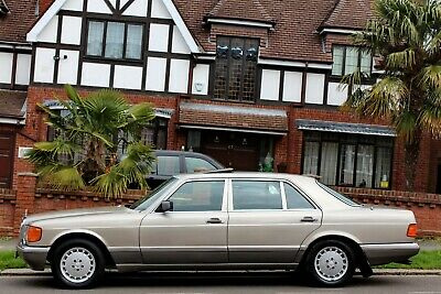 Mercedes Benz 500Sel W126 / S Class / One Owner Car / Great Condition / Hpi Clr