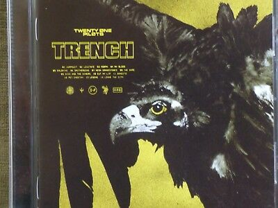 TWENTY ONE PILOTS-Trench-2018 CD