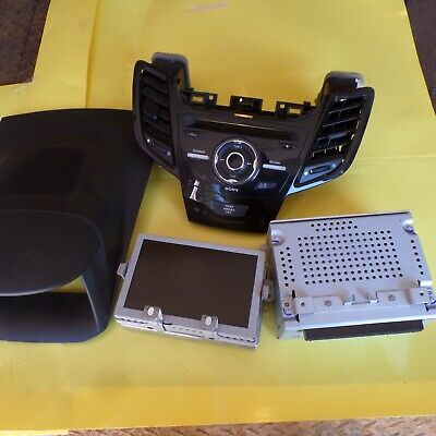 2015 Ford Fiesta OEM Radio CD  6.5 Touch Screen