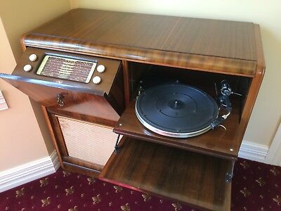 1950's Radiogram by His Masters Voice.