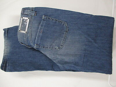 6c7bfb78 Diesel Industry Lambry Mens Blue Button Fly Jeans Size 29 32x34 Wash 008HZ