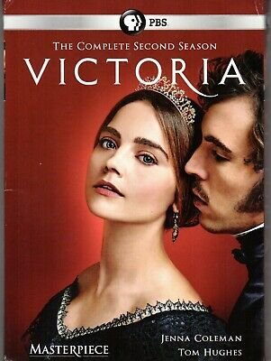 Masterpiece: Victoria - Season 2 (DVD, 2018) 3 Disc Set NEW SEALED