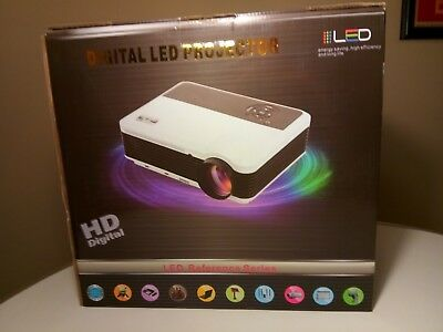 Digital LED Home Cinema Project HD 1080p Android