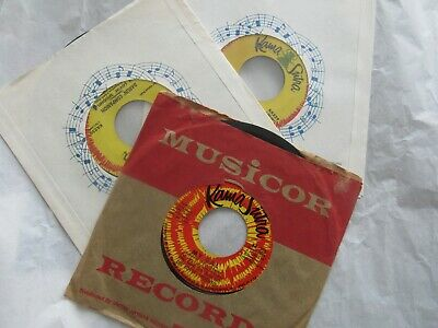 """lot of 3 The Lovin' Spoonful 45 rpm 7"""" Kama Sutra"""