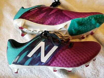 7fdca4ee6 NEW BALANCE FURON PRO FG SOCCER CLEATS retail $180 men's size 8. 2-3day