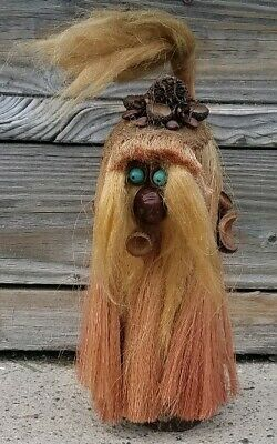 """12"""" Arensbak Troll With Tail Vintage 1978"""