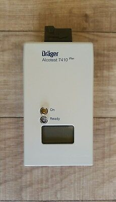 Drager Alcotest Breathalyzer Draeger 7410 Plus - FREE SHIPPING