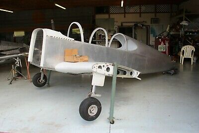 Aircraft Globe Swift Tandem Project Buckaroo Experimental NEW PICTURES