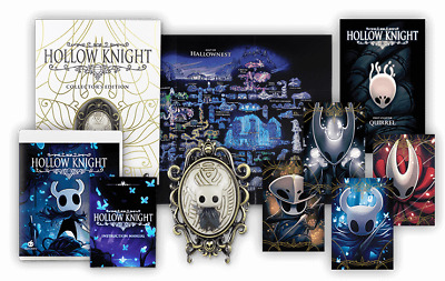 Hollow Knight Collector's Edition - PC- Pre Order