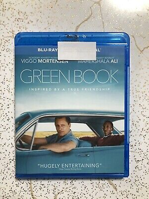Green Book Blu Ray Only 2018 2019