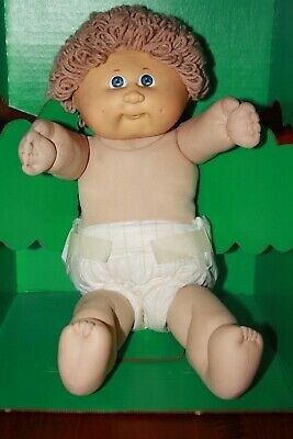 Cabbage Patch Kids - vintage boy naked