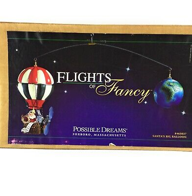 "POSSIBLE DREAMS FLIGHTS OF FANCY /""IRISH EYES ARE SMILING/"" MOBILE ITEM # 465919"