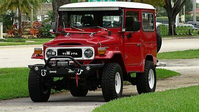 1977 Toyota Land Cruiser LAND CRUISER 1977 TOYOTA LAND CRUISE FJ40 RESTORED LOTS OF EXTRA'S 4X4 AND MUCH MORE MUST SEE