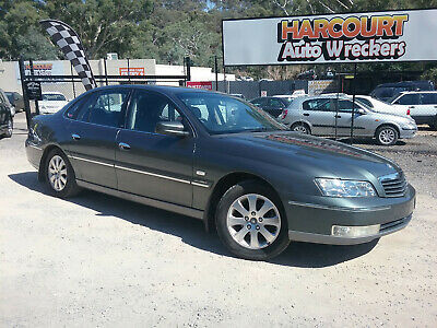2004 holden statesman wk vy supercharged l67 v6