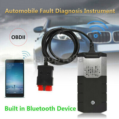 2015R3 CAR TRUCK OBD Diagnostic Scanner Kits CDP Bluetooth USB For DELPHI  DS150E