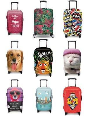 Elastic Luggage Suitcase Cover Travel Protector Bag Scratch Dust Proof Guard