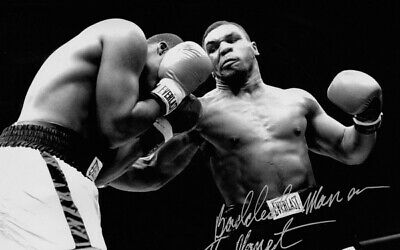 C-39 Mike Tyson Boxing Sports Quote Encourage Hot Print Poster 12x18 24x36inch