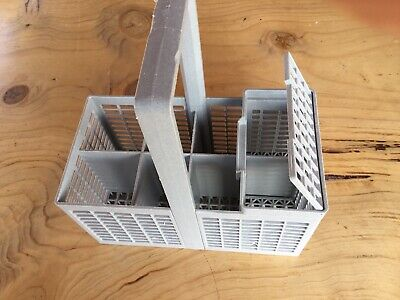 Fisher & Paykel Dishwasher Cutlery Basket 8 Section With Insert DD606 Dishdrawer