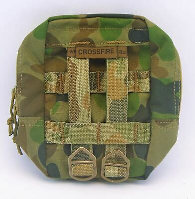 CROSSFIRE TBAS SMALL VERTICAL DCPU Pouch Military Field Gear and Webbing CAMO
