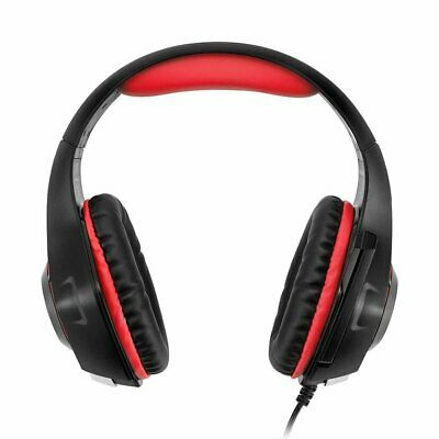 GM-1 Gaming Headset USB 3.5mm Wired Headphones with Mic LED Light for P Nx