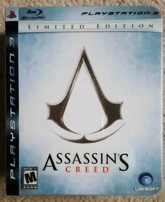 Assassin's Creed -- Limited Edition  (PlayStation 3) Odyssey Origins Syndicate