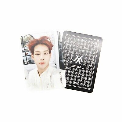 [MONSTA X] Take.2 'WE ARE HERE' Album Official Photocard - JOOHONEY 3