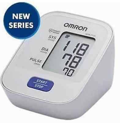 Brand New Omron HEM-7124 Automatic Blood Pressure Monitor BP Monitor
