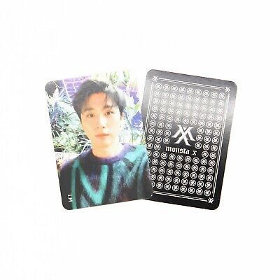 [MONSTA X] Take.2 'WE ARE HERE' Album Official Photocard - I.M 4