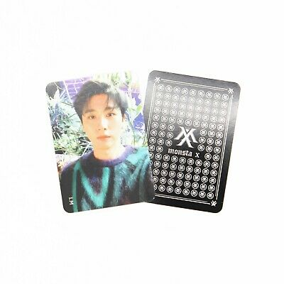 [MONSTA X]2nd Album Take.2 'WE ARE HERE' Official Photocard/I.M 4