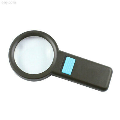 7969 Handheld Illuminating 10LED Magnifier Glass Lens Reading Light Lamp Bright