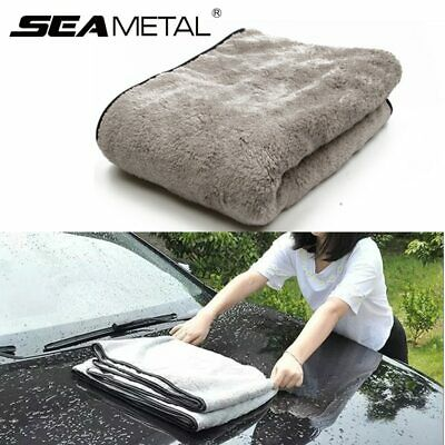 Car Wash Microfiber Towel Auto Cleaning Drying Cloth Cleaning Super Absorbent
