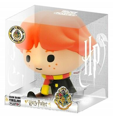 Harry Potter Chibi Ron Weasley Coin Bank