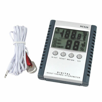 Digital LCD Industrial Electronic Environment Temperature And Humidity DKC jrf