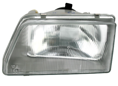 HEADLIGHTS Left For FIAT CINQUECENTO 170 7/91-7/99 H4 R2 STREUSCHEIBE LWR