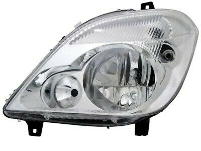 HEADLIGHTS Left For MERCEDES-BENZ Sprinter (906) H7/H7 6/06 - 08/13
