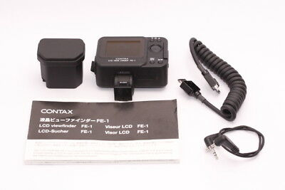 [Near Mint!!] Contax LCD View Finder FE-1 #606