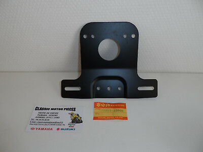 Gs 750 / Gs 400 Suzuki Annee 1977/1979  Support De Plaque D'immatriculation Neuf